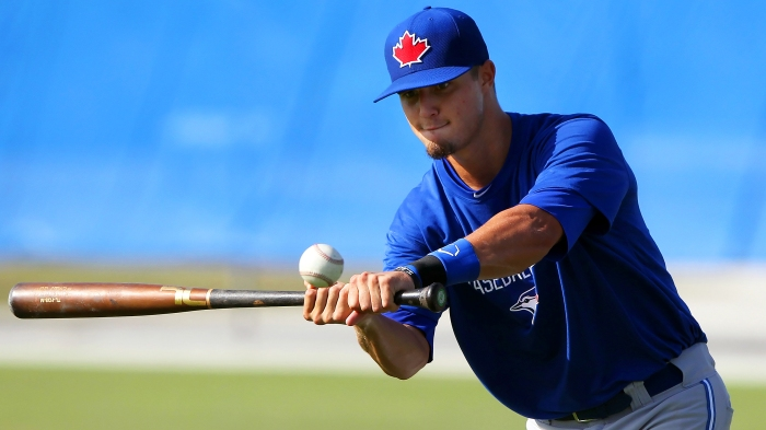 MiLB: SEP 23 Florida Instructional League -  Blue Jays Work Out