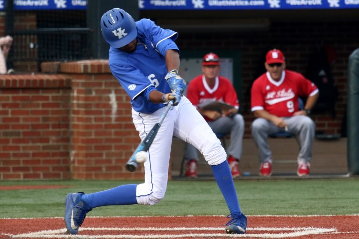 NC State vs. Kentucky Lexington Regional
